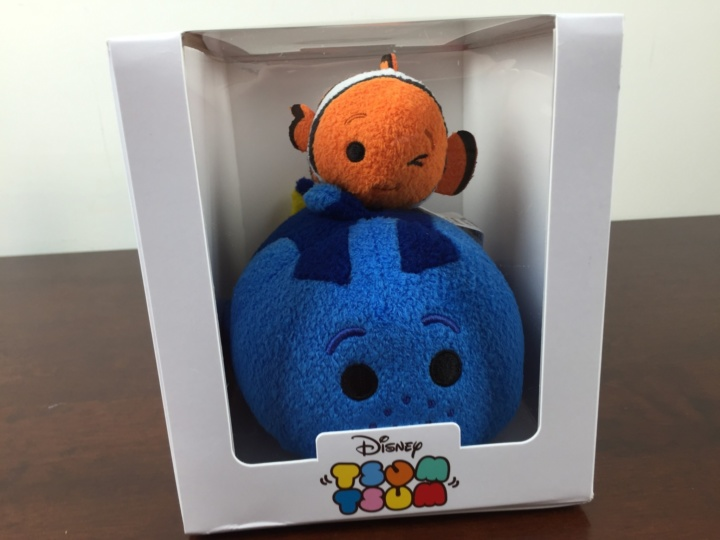 tsum tsum subscription box june 2016 IMG_1749
