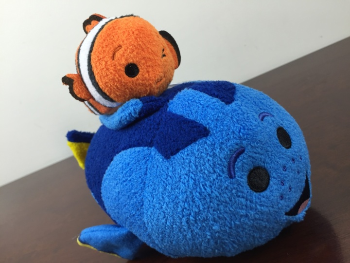 tsum tsum subscription box june 2016 dory nemo