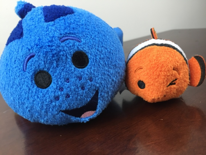 tsum tsum subscription box june 2016 review