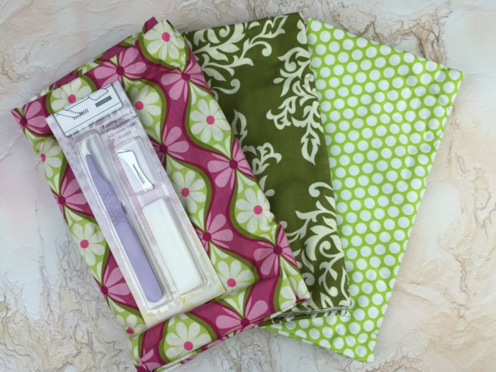 Stitch Box Monthly August 2016 review