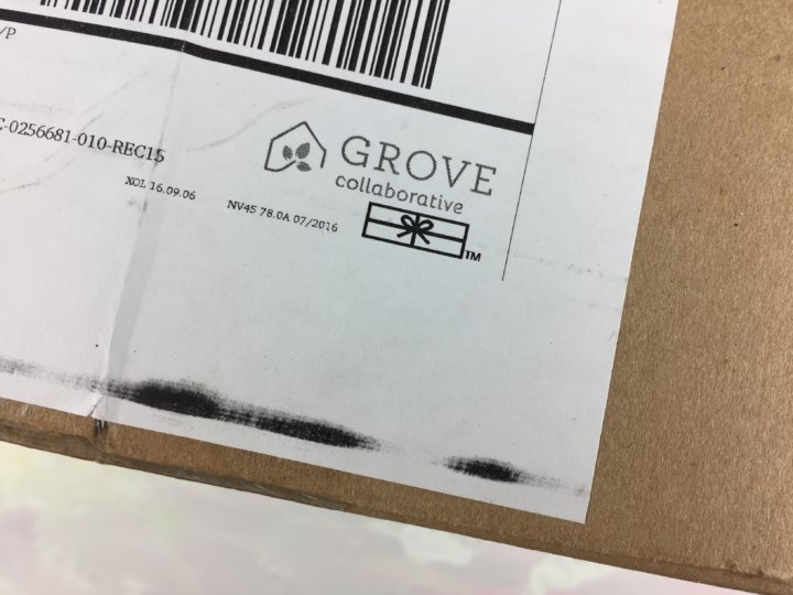 grove collaborative subscription box review coupon october 2016 hello subscription. Black Bedroom Furniture Sets. Home Design Ideas