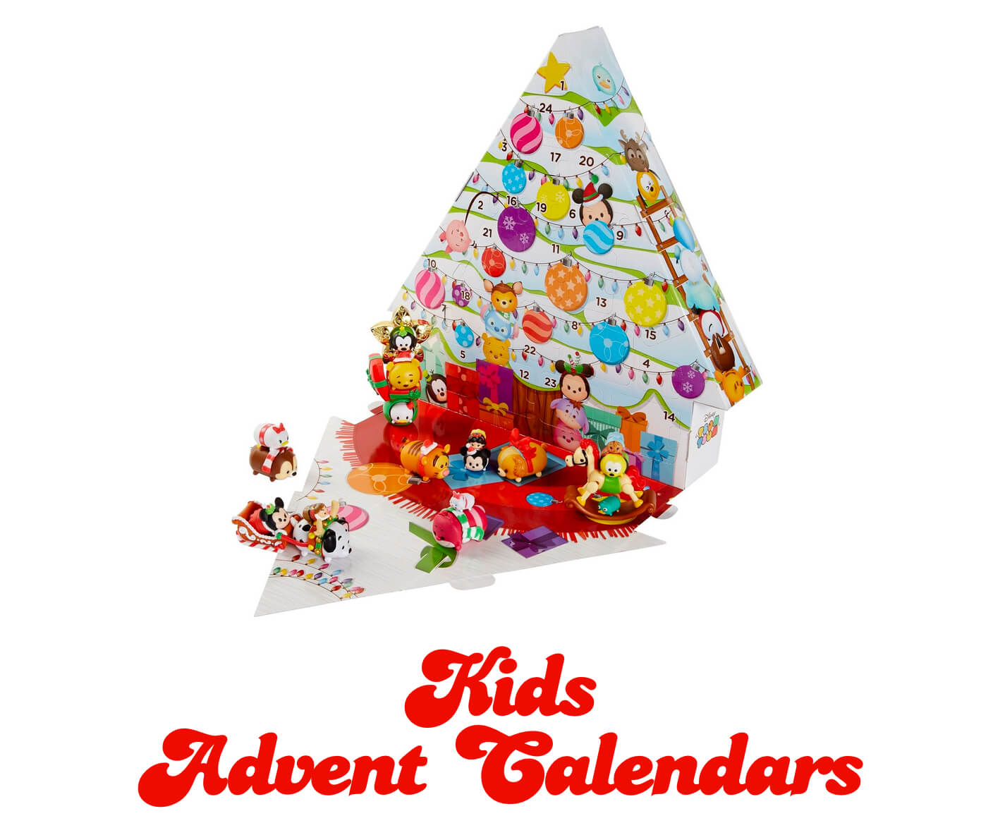 kids advent calendars 2016