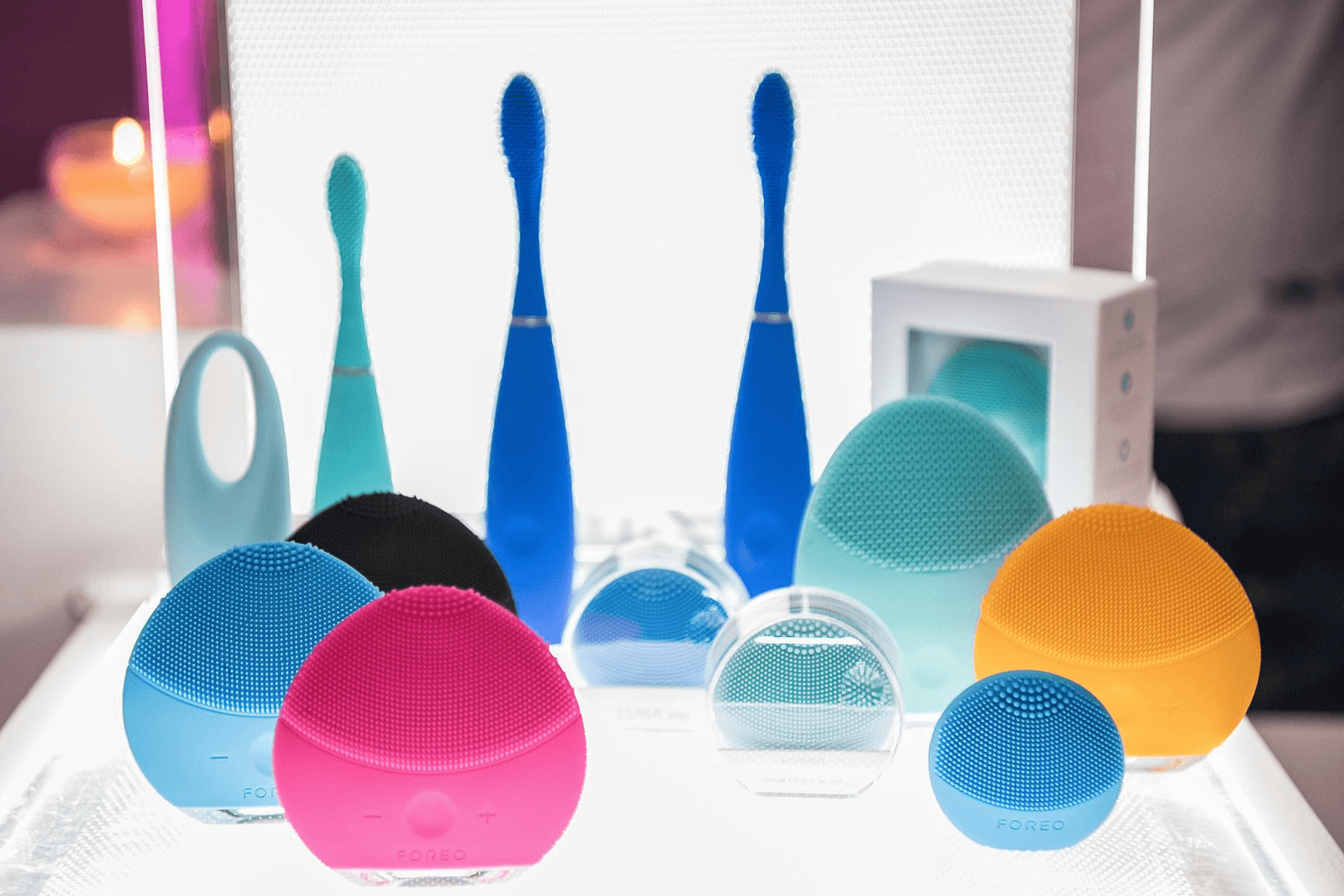 The Difference Between the FOREO Luna Play and Luna Go ... |Foreo