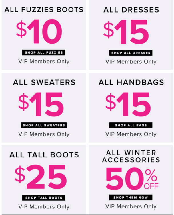 ShoeDazzle Free Shipping Policy. Orders over $49 qualify for FREE ground shipping within the contiguous US. Premium Pink and Express Pink shipping is available for customers that are willing to pay the additional fee.