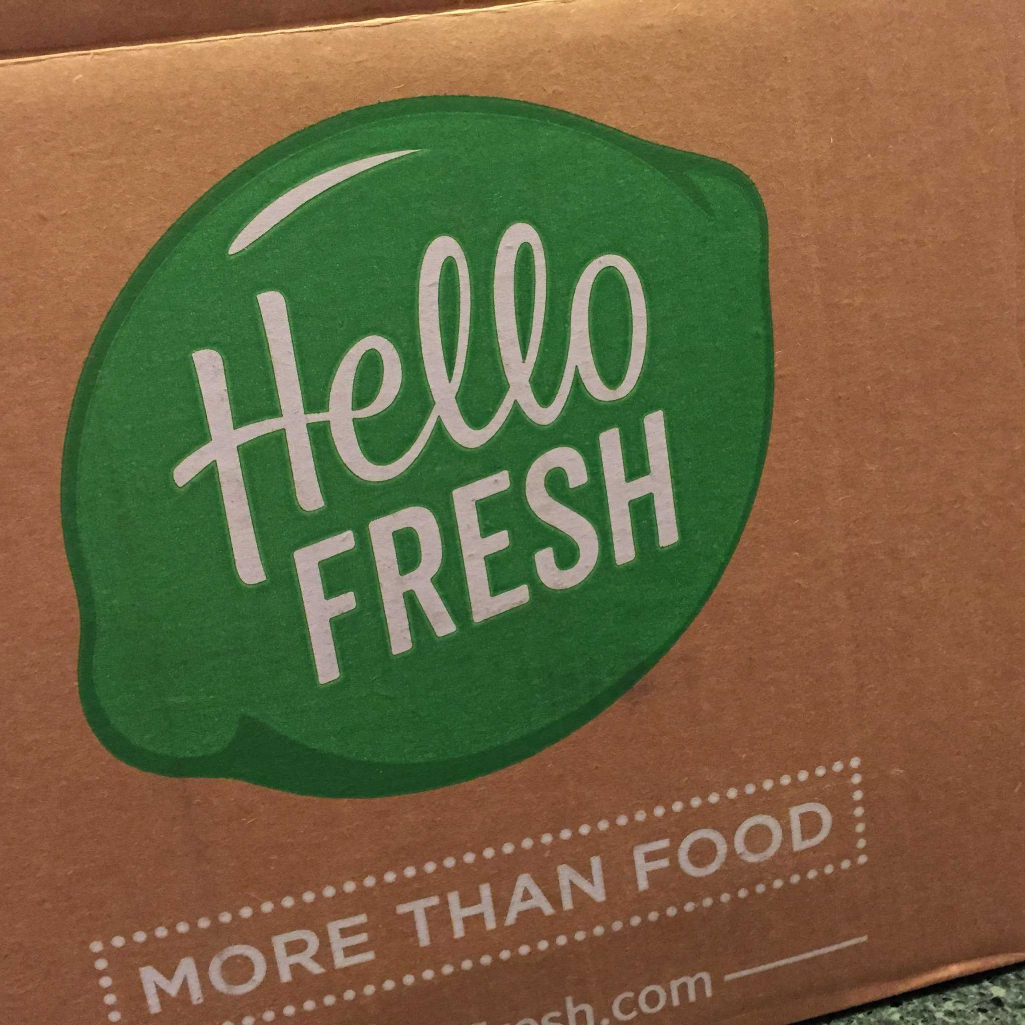 hello fresh vegetarian january 2017 subscription box review coupon hello subscription. Black Bedroom Furniture Sets. Home Design Ideas