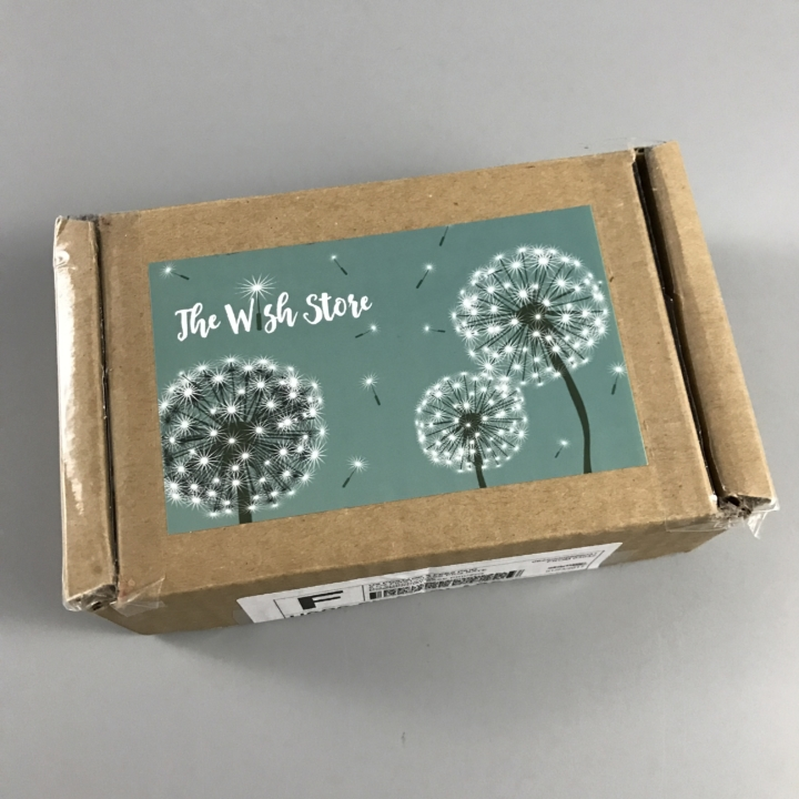The Wish Box by The Wish Store Subscription Box Review Coupon