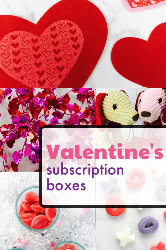 best valentine's day subscription box gift ideas! - hello subscription, Ideas