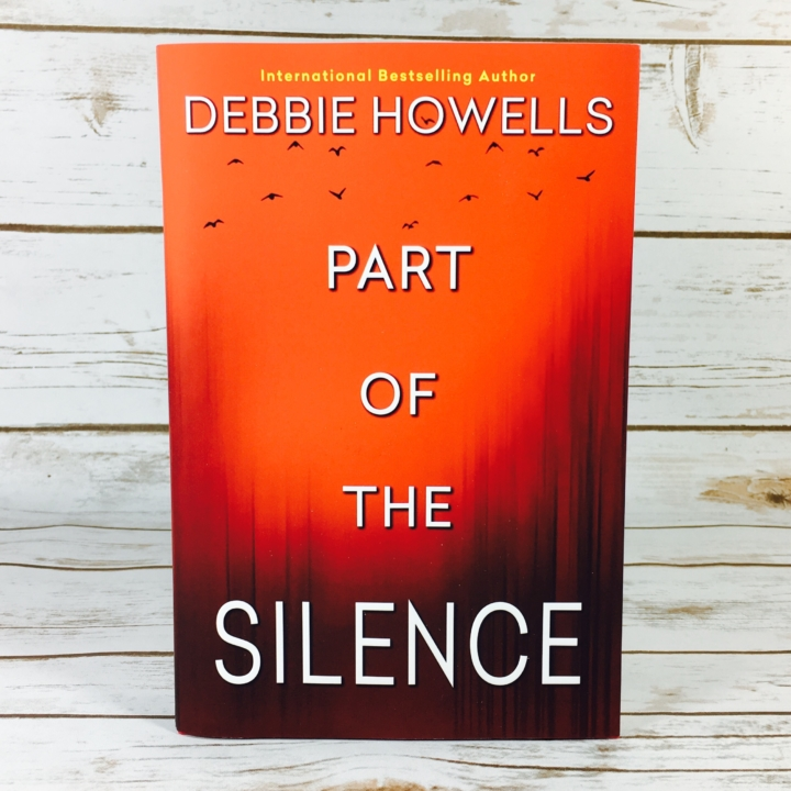 Fresh fiction box july 2017 subscription box review coupon hello part of the silence by debbie howells 17 last year i received a psychological thriller by this author in my fresh fiction box and loved it so i was very fandeluxe Choice Image