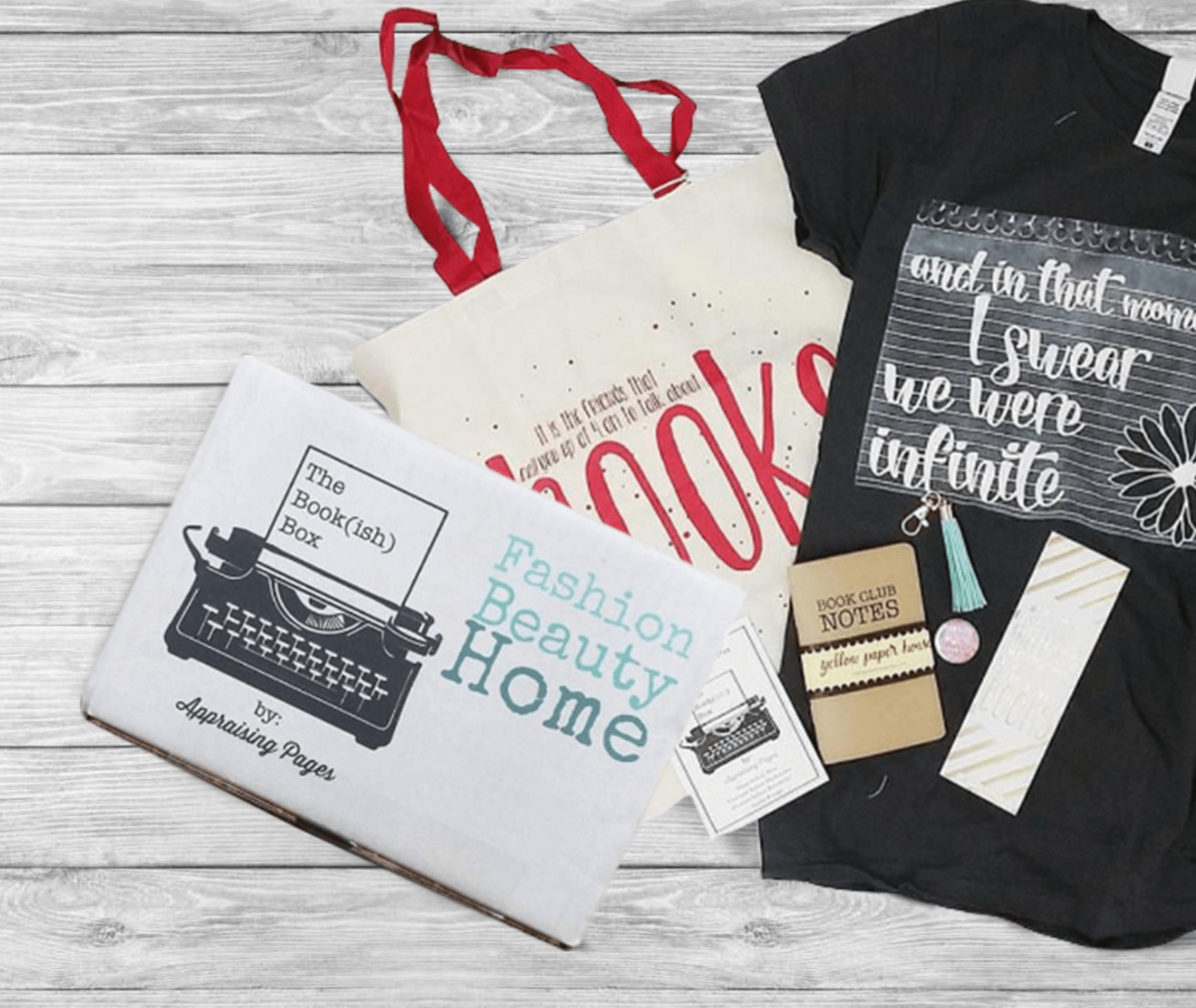 The Bookish Box November 2017 Spoilers & Coupon hello subscription