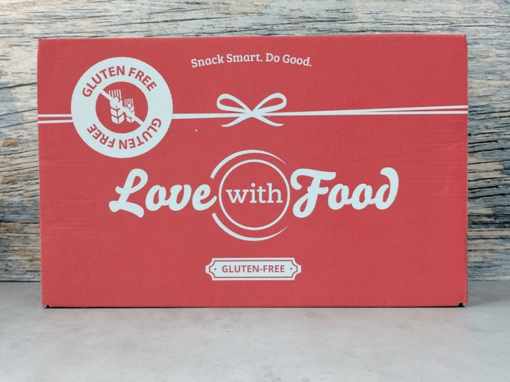 Delightful Love With Food Is A Popular Snack Subscription That Also Carries A  Gluten Free Option! It Is A Fun Snack Discovery Subscription Available In  Three Versions: ...