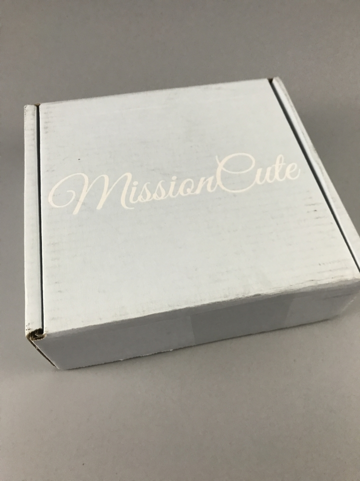 Mission Cute Is A Monthly Subscription Box Of Cute U2013 Plus Half The Net  Proceeds Go To That Monthu0027s Nonprofit Pick. Each MissionCute Box Comes With  At Least ...