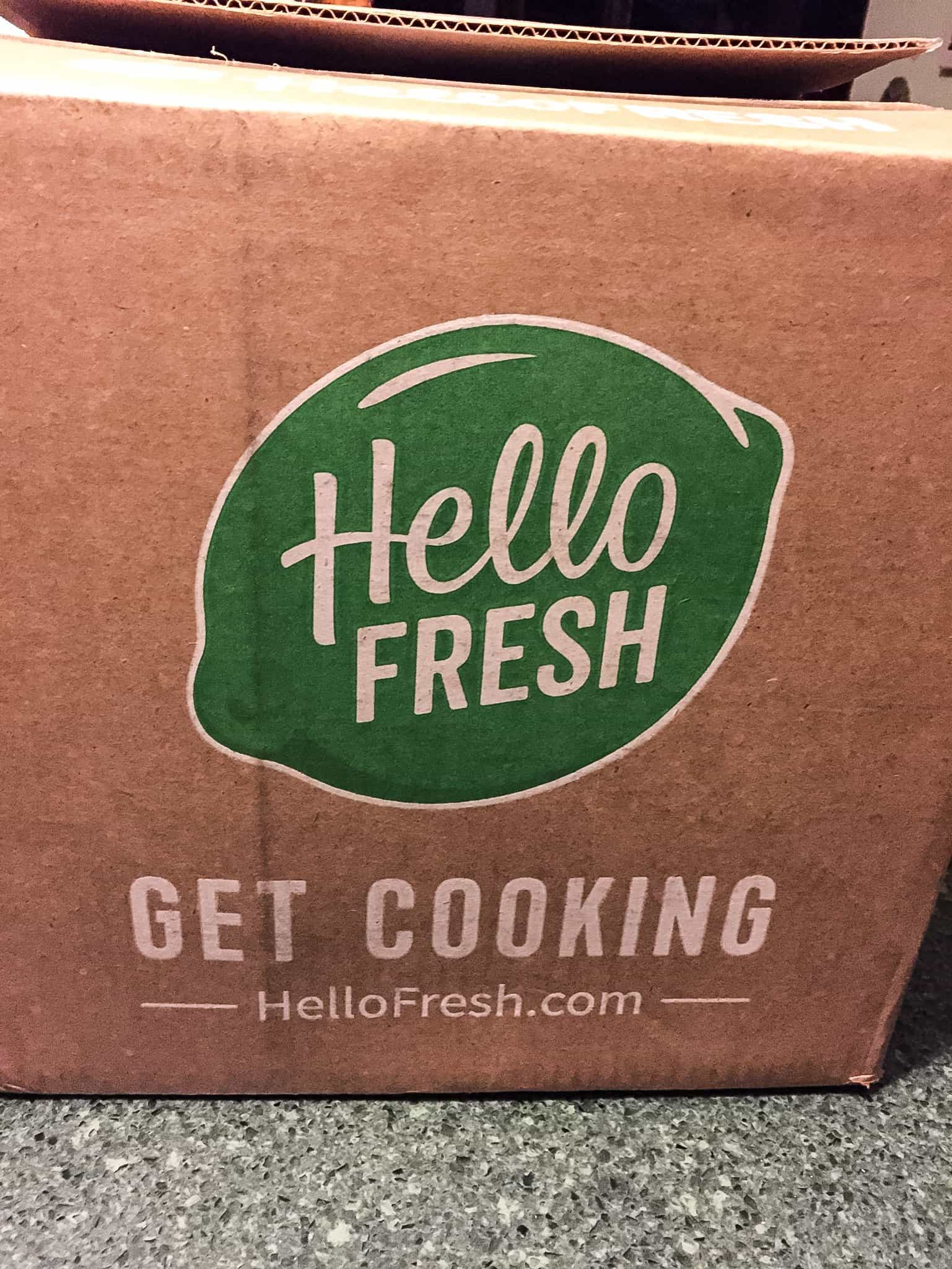 hello fresh vegetarian subscription box review coupon october 2017 hello subscription. Black Bedroom Furniture Sets. Home Design Ideas