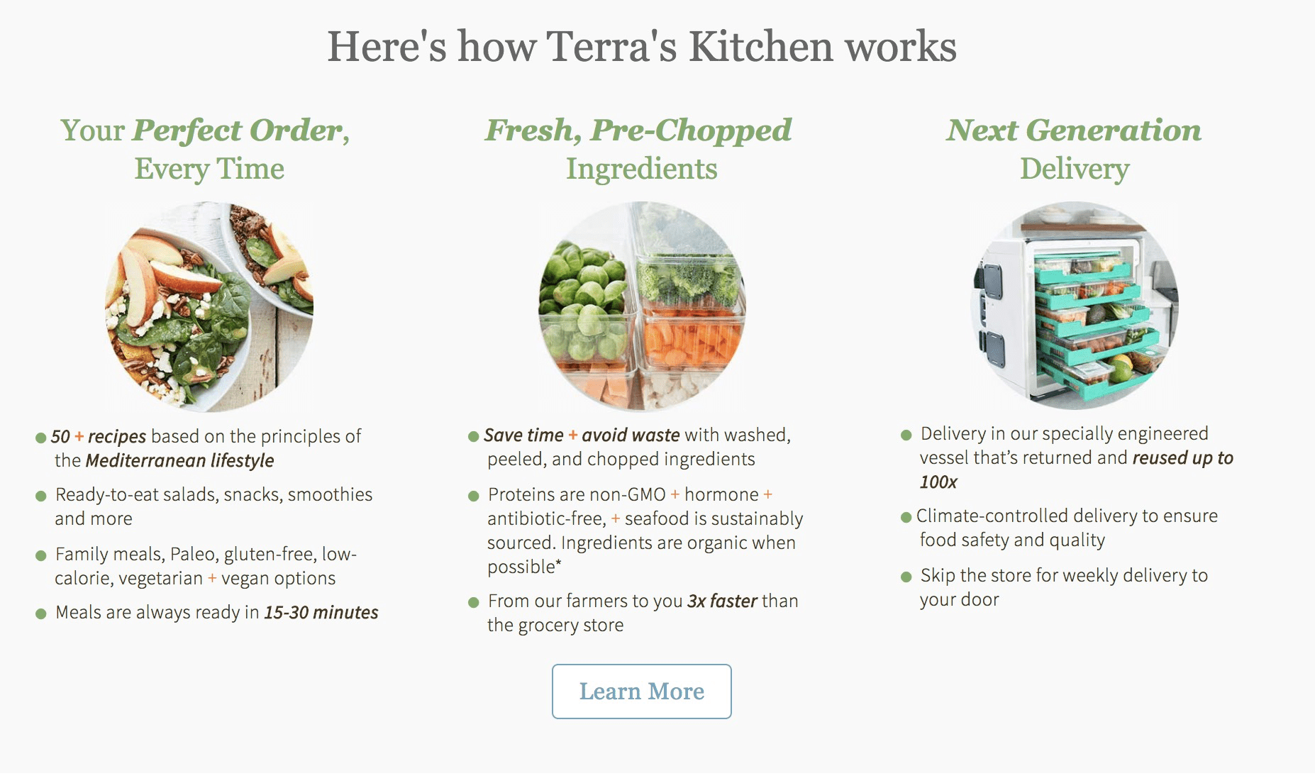 Terra\'s Kitchen Meal Kit Subscription Cyber Monday Sale: 40% Off ...