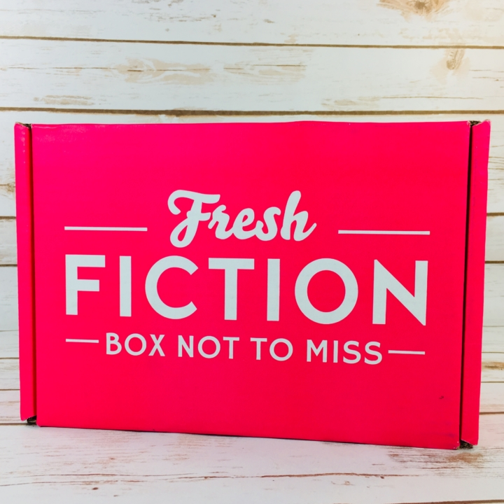 Fresh fiction box december 2017 subscription box review coupon fresh fiction box not to miss is a monthly book subscription that sends 5 7 new release books for 2595 shipping is free to the us but they also ship fandeluxe Gallery