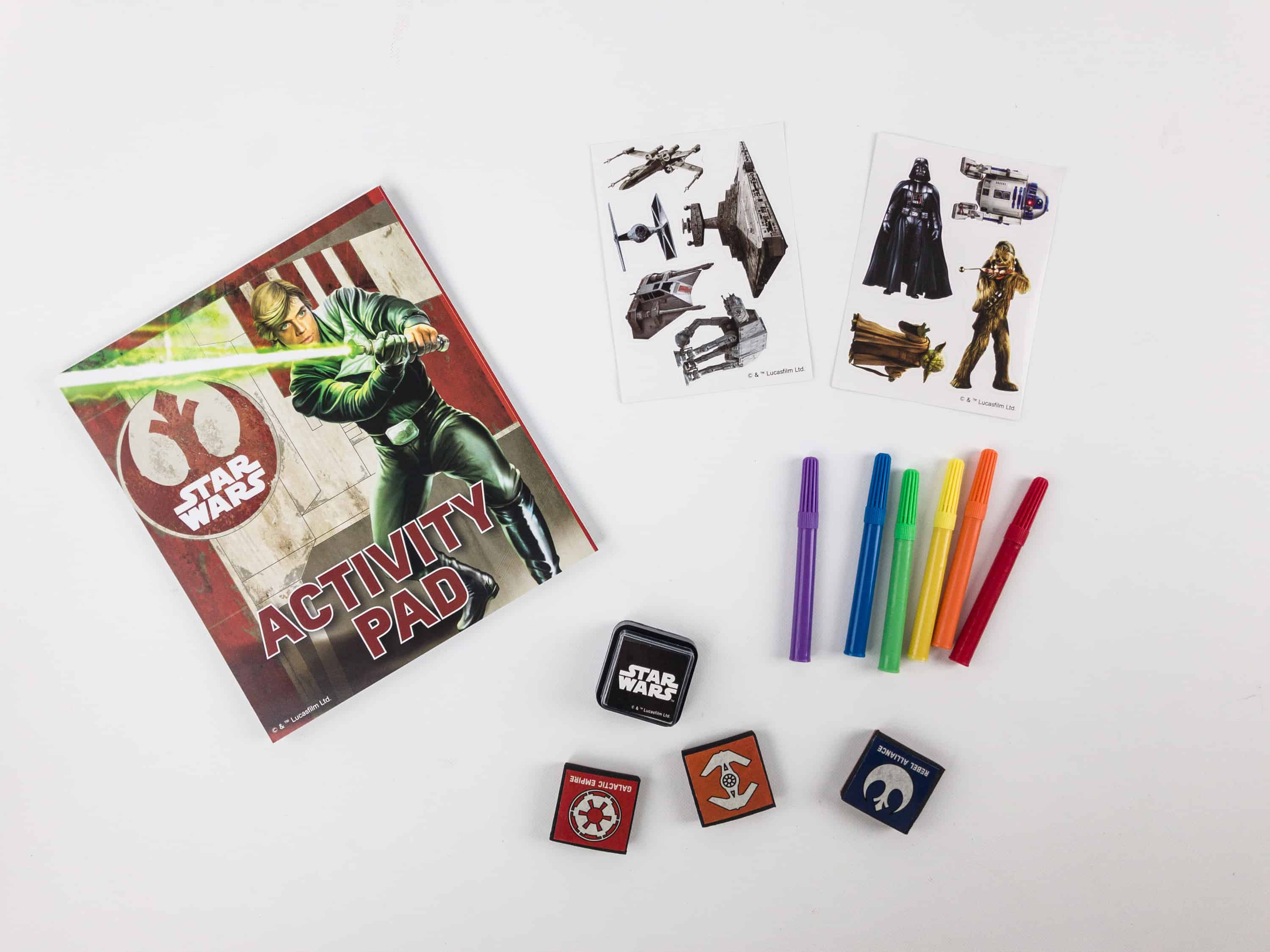 Target art craft kit november 2017 review hello for Target arts and crafts