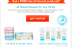 Honest Company – Natural Baby Care & Cleaning Essentials