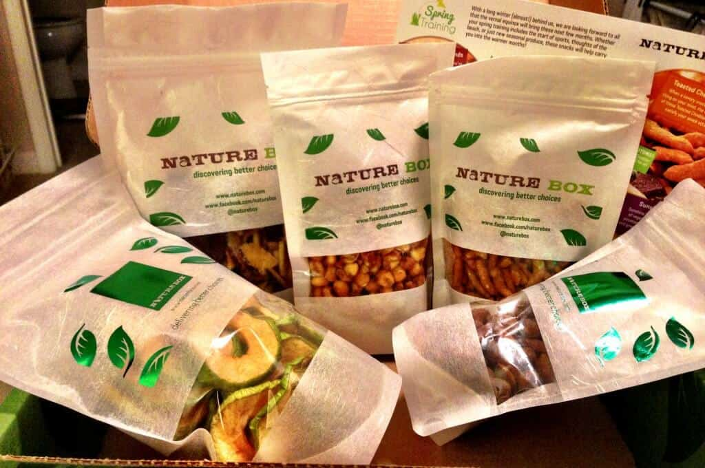 March Naturebox Review