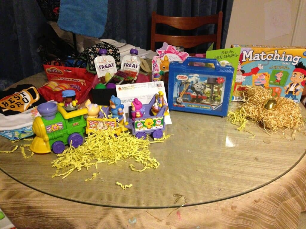 our candy-free Easter was a HUGE SUCCESS! yes I go overboard. but now, not on candy!