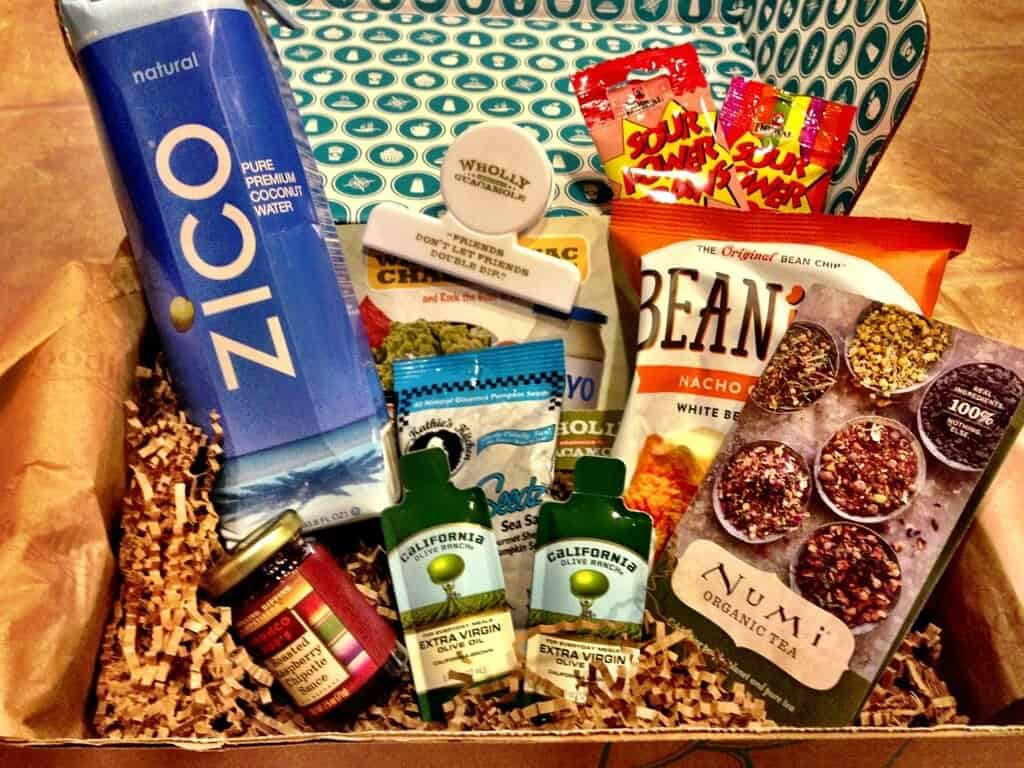 Goodies Box: Gotta Try a New Food Because It Might Taste Good! Plus skip the line!