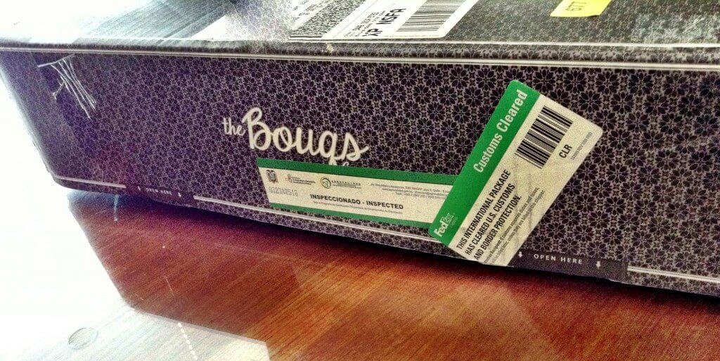 bouqs outer package