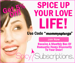 Spicy Subscriptions Deluxe Item Giveaway! {OVER}