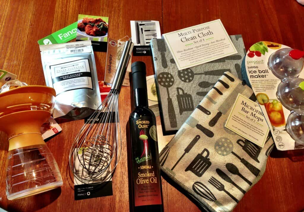 July Tyler Florence Fancy Box Review