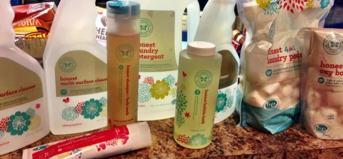 The Honest Company Essentials Bundle Review – Reviews of All the Honest Company Products!