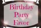 SurpriseRide Coupon {Double Birthday Party Favor Bash!}