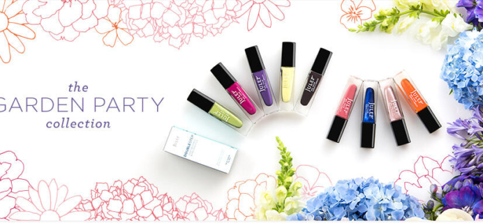 August Julep Maven: The Garden Party Collection