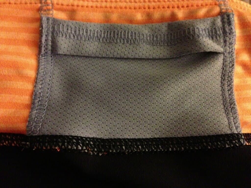 ellie inside waistband pocket