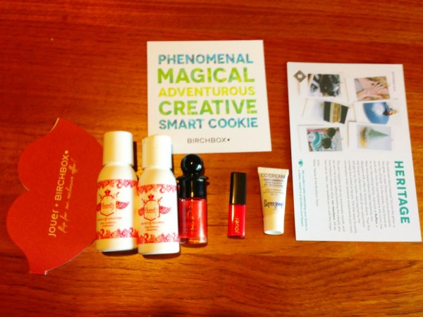 September Birchbox Review photo