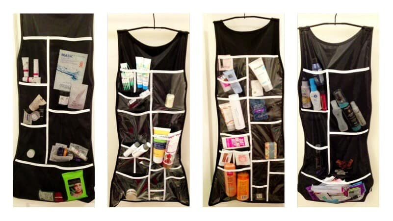 Organizing Your Subscription Box Haul – The Best Beauty & Makeup Sample Organizer!