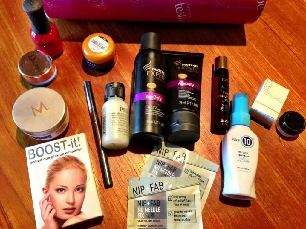 New Beauty Test Tube Review – July 2013
