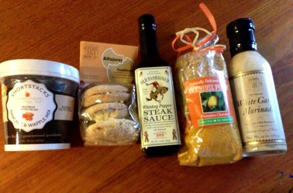 October Taste Trunk Gourmet Food Subscription Box Review
