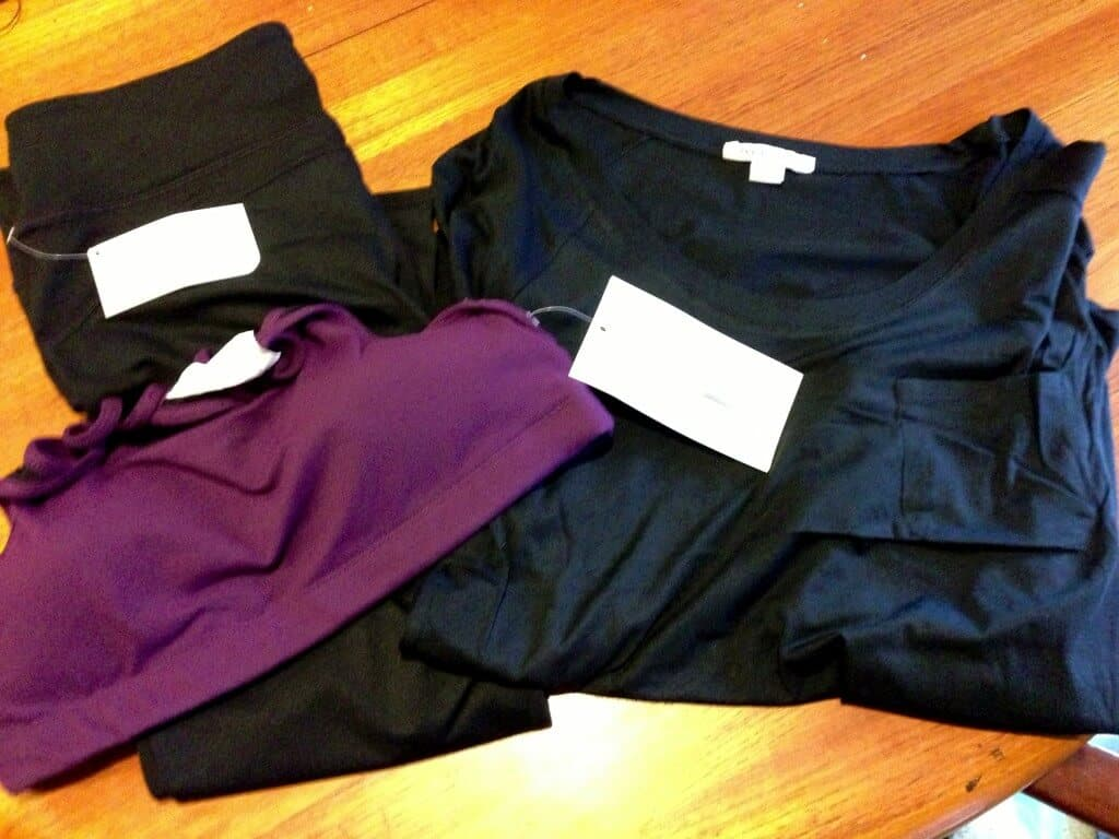 October Fabletics Review