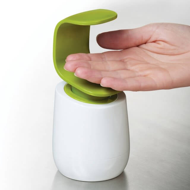 C-Pump Soap Dispenser by Joseph Joseph