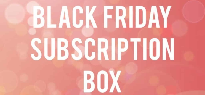 The Best Black Friday Subscription Box Deals!