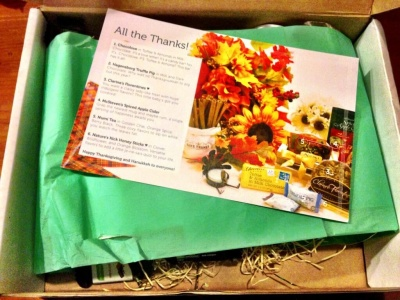 November Juniper Review – Period Subscription Box