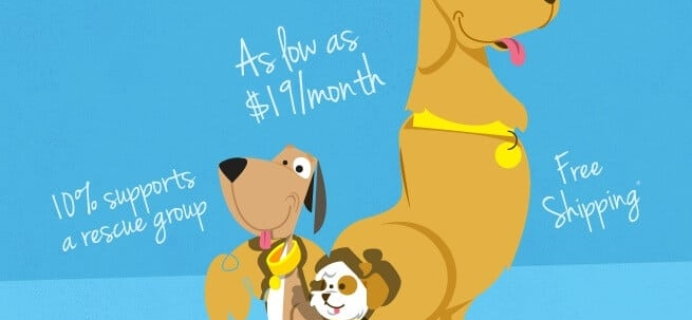 BarkBox Cyber Monday Deal + Giveaway