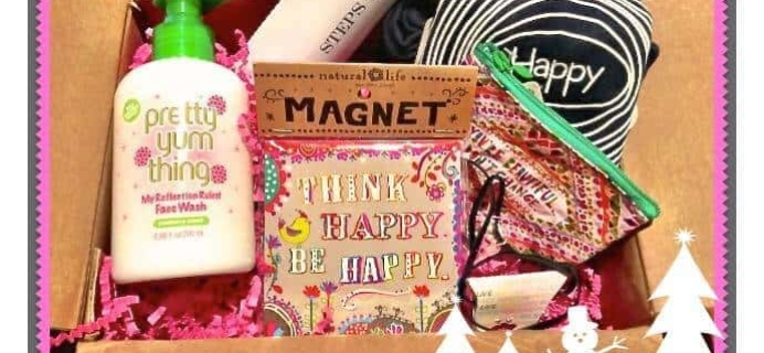 iBbeautiful Teen or Tween Holiday Box + Holiday Coupon! – Last Day Today!