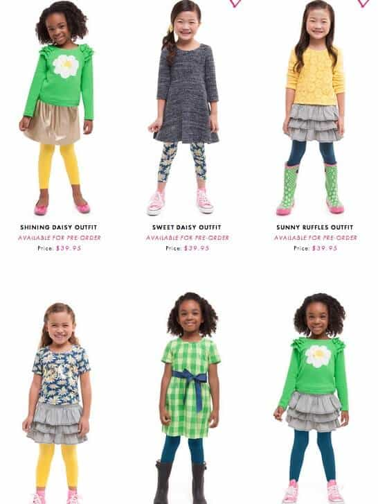 December FabKids Collection
