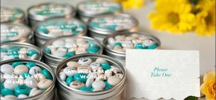 My M&Ms – Perfect Party Personalization!