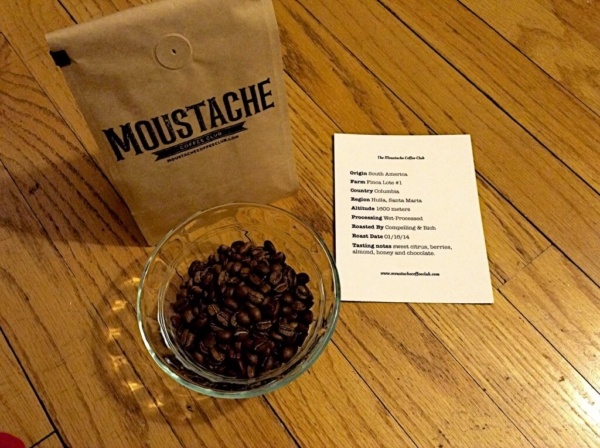 Moustache Coffee Club