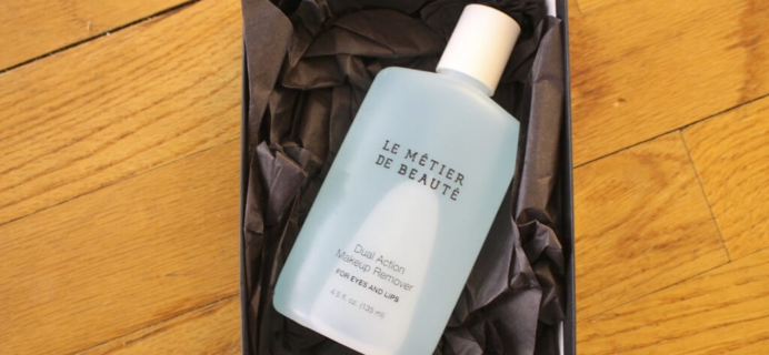 January Le Métier de Beauté Box Review