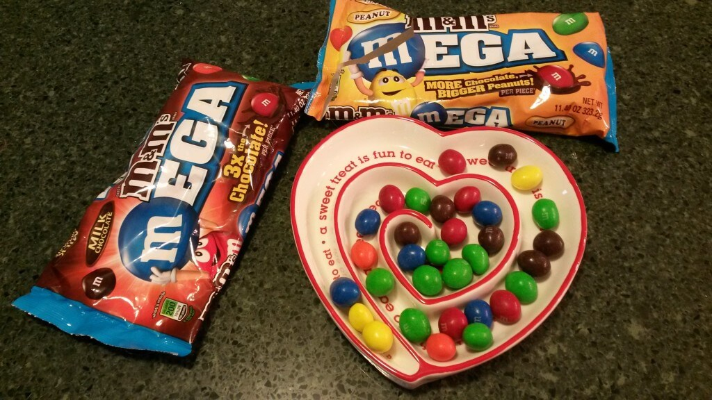 Mmmmm Mega & Birthday Cake M&M'S® & Coupon!