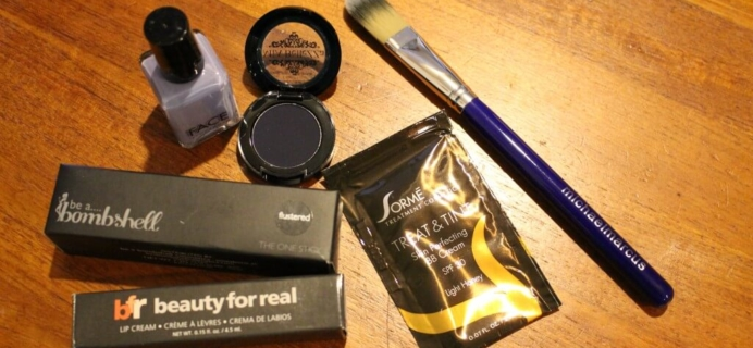 Wantable Makeup Subscription Box Review – February 2014