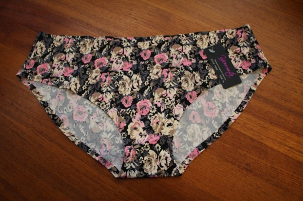 Floral Panty