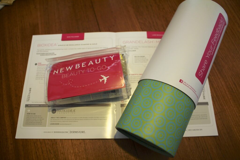 New Beauty Test Tube Review – March 2014