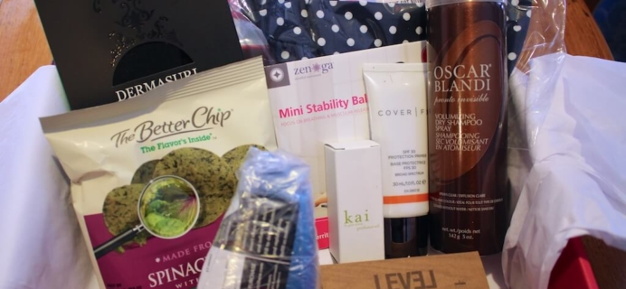 FabFitFun VIP Spring 2014 Subscription Box Review + Coupon