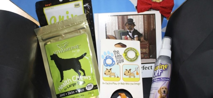 April PetBox Review & Coupon – Dog Subscription Box